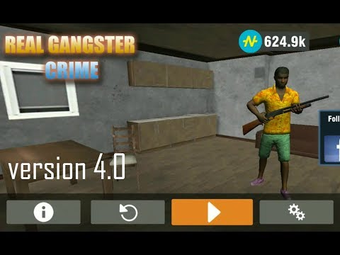 ► Real Gangster Crime | New Update Version 4.0 | New Map New Tricks Android Gameplay