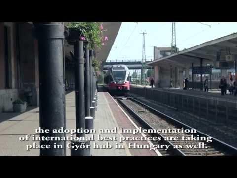 Railhuc - Győr hub EN subtitles