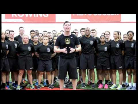 ROTC Cadets: Leadership And Character