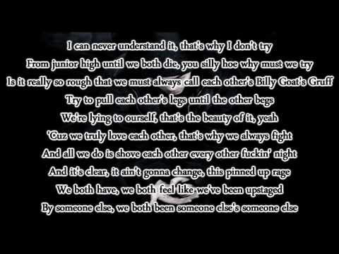 Eminem: I Love You More lyrics HD  HQ