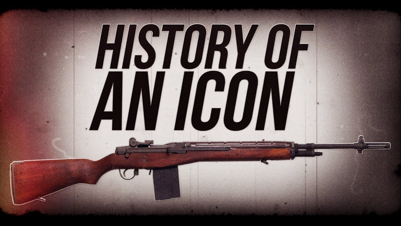 History Of An Icon: The M-14 Rifle