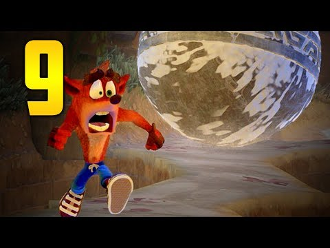"Crash Bandicoot N. Sane Trilogy - Part 9 ""SAY HELLO TO MY LITTLE FRIEND!!"" (Gameplay & Commentary)"