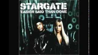 Stargate - Easier Said Than Done (Steve Antony Re-Vibe Mix)