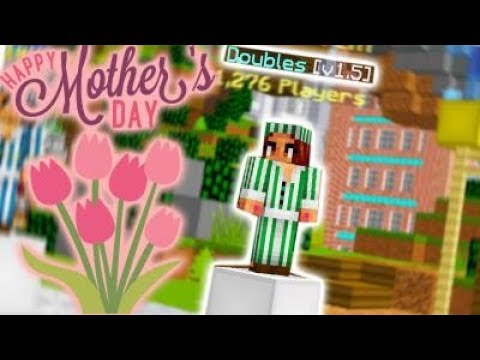 Happy Mothers Day watch me play some bedwars (ft. BeAGoodSport and bad ur mom jokes)