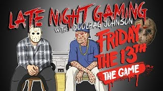 FRIDAY THE 13TH THE GAME PT 1