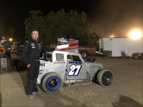Dwarf Car Main Barona Speedway 4-21-2018