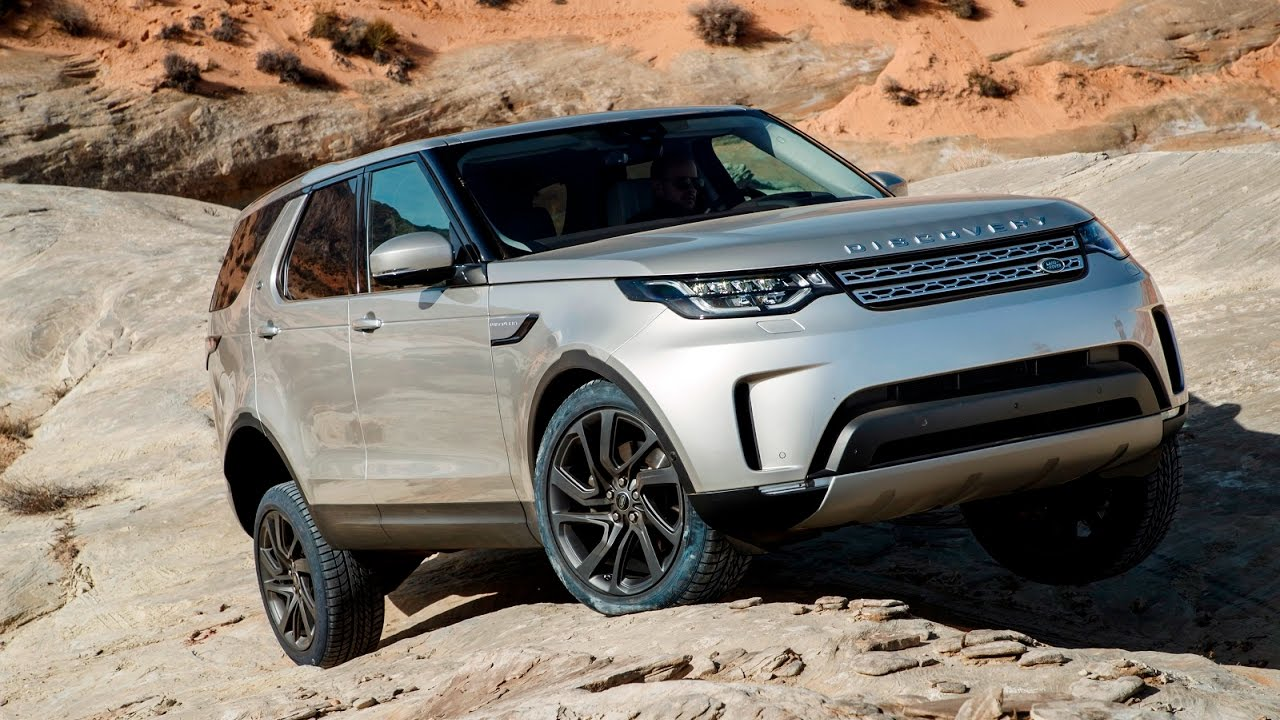 essai land rover discovery 2017 le grand retour du disco youtube