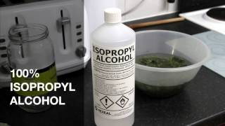 Rick Simpson's Medical Cannabis Oil Method Using 90% Indica Strain
