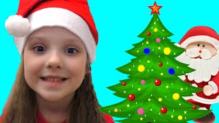 Jingle Bells song | Nursery Rhymes Songs for Children by Lisa