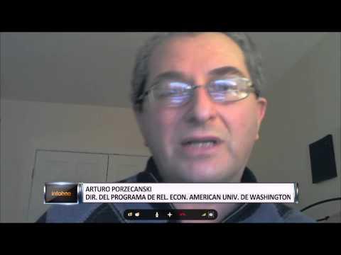 """Arturo Porzecanski: """"La acción fue negar la realidad"""""""