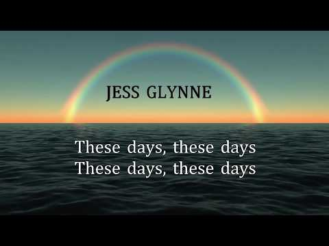 These Days - Rudimental(ft Dan Caplen, Jess Glynne, Macklemore)