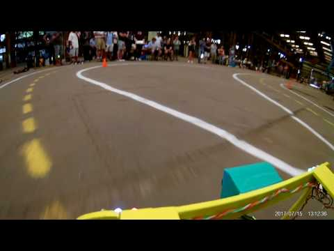 DIYrobocars: Oakland Goldesel successfully completes three rounds ...