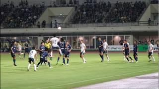2017明治安田生命J2リーグ 第30節 FC町田ゼルビアvs.松本山雅FC.