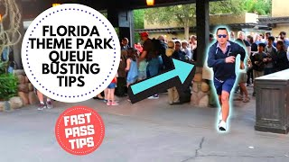 FLORIDA DISNEY THEME PARK FAST PASS GUIDE TRIP PLANNING | DISNEY WORLD VLOG