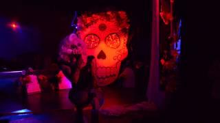Trixie Mattel performing Lady Gaga at Neverland