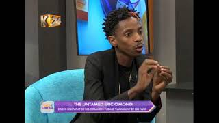 Talk Central: One on one with the hilarious Eric Omondi