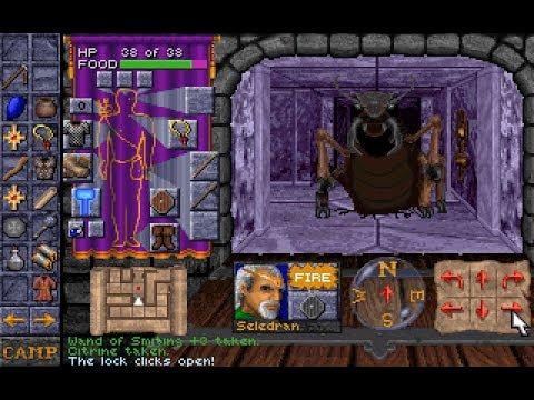 Let's Play Dungeon Hack #12: The Fifth Floor