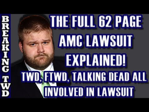TWD Canceled? AMC Lawsuit EXPLAINED | Robert Kirkman SUES over Walking Dead, FearTWD, & Talking Dead