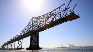 During Demolition, One Last View from the Old Bay Bridge | KQED News