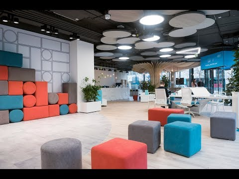 Hello bank! has new offices and client centre