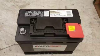 Autocraft Deep Cycle Battery Review Car Battery For | Autos Post
