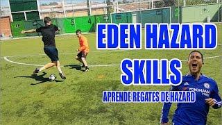 Eden Hazard Skills Tutorial - Aprende Regates y Trucos de Fútbol de Hazard