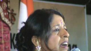 Om Namay Shivay-Kavita Krishnamurthy Live Rana..