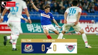 Fri,Mar 29,2019 Nissan Stadium 2019 MEIJI YASUDA J1 League 5th Sec ...