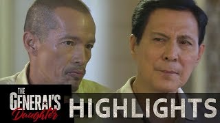 Armando warns Tiago about Rhian | The General's Daughter (With Eng Subs)