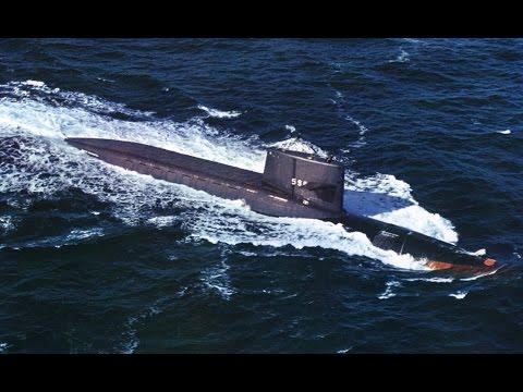 U.S. Navy Ballistic Missile Submarine (documentary)-(SSBN)
