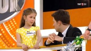 Elif Dizisinin Yıldız Oyuncusu Isabella Prenses Olmak İstiyor Video