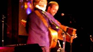 Paul Brady and James Keane rocking and reeling, B.B. King's, October 2010