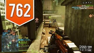 BATTLEFIELD 4 (PS4) - Road to Max Rank - Live Multiplayer Gameplay #762 - THEY PUT UP A FIGHT!