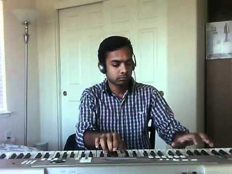 Kalayil thinamum (New) - on piano