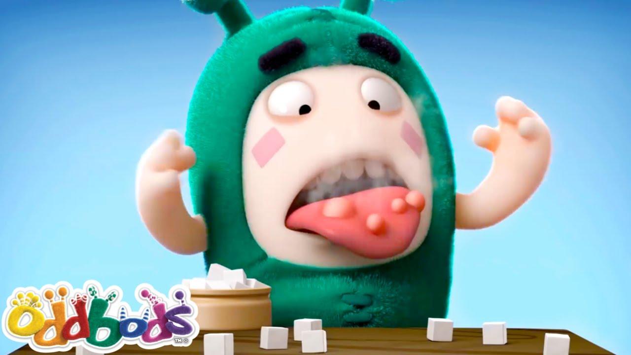 Oddbods E Pegadinhas: Nunca Acabam!   Oddbods   Desenhos Animados Para Crianças