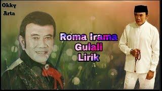 Cover images Rhoma Irama - Gulali (Lirik)