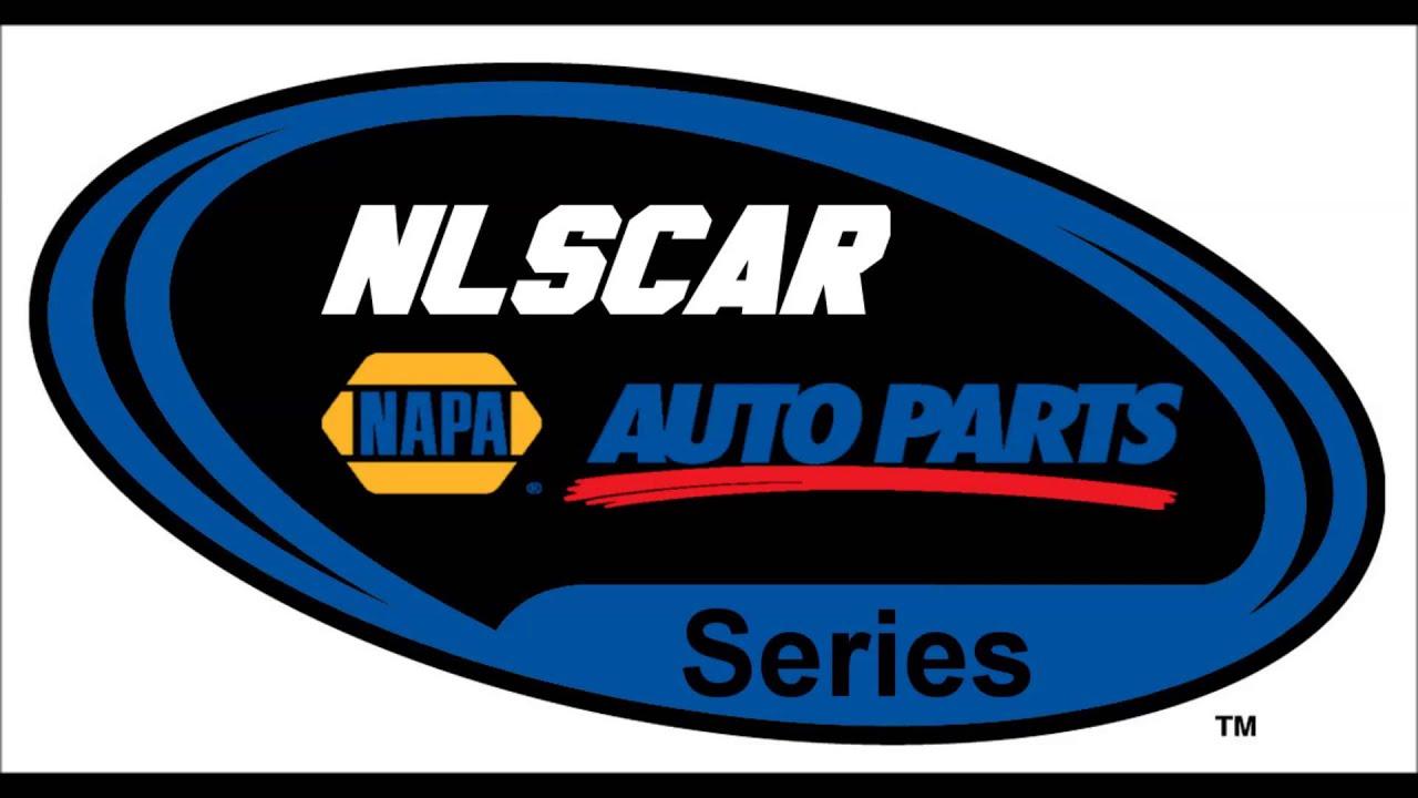 Nlscar Napa Auto Parts Series Logo Youtube