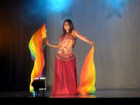 I Festival de Danças Árabes de JF - Lorena Rusth