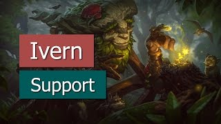 League of Legends - Ivern (Support)