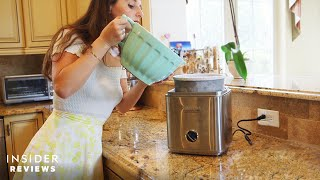 Why The Cuisinart Pure Indulgence Is The Best Ice Cream Maker You Can Buy