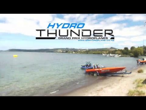 Hydro Thunder Lake Taupo - Day 1