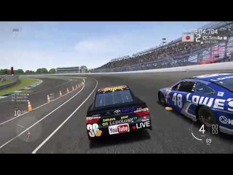 Forza Motorsport 6 Nascar Oval Indy 40 Laps online lobby 02/09/2017