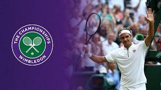 Wimbledon : Federer s'offre Nadal dans une demi-finale de très grande classe