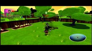 Zombie Wranglers   Демо Xbox360