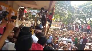 Kiccha Sudeep in kanakapura