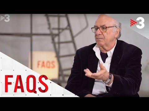 L'intel·lectual Boaventura de Sousa Santos, al FAQS