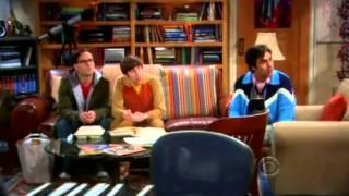 The Big Bang Theory but all the Laughs are Replaced with Loud Screaming