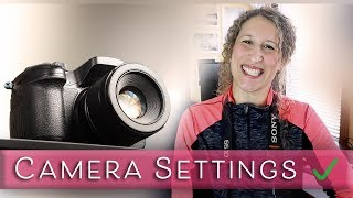 Settings I Use on My Camera: Landscape Photography