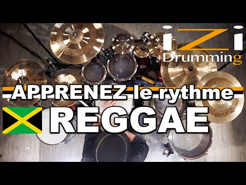 Apprendre à jouer le REGGAE ◊ ETHNO RYTHME 2 ◊ iZi Drumming