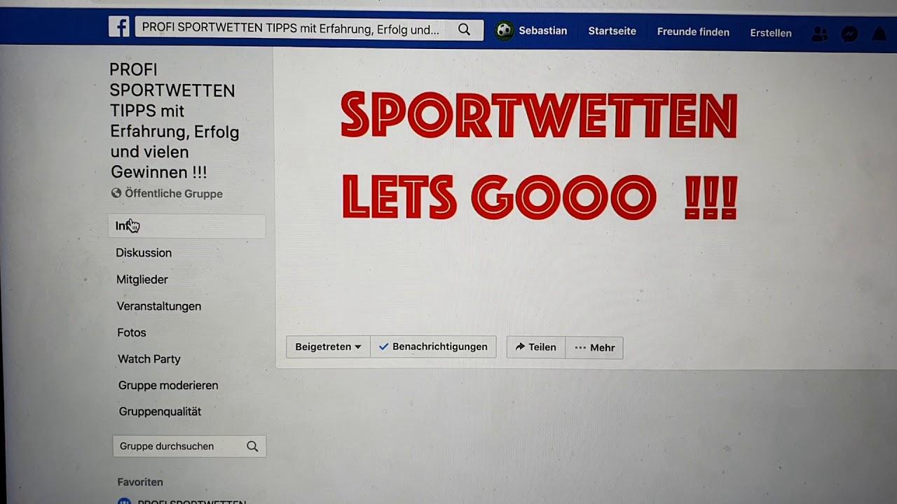 Sportwetten Prognose